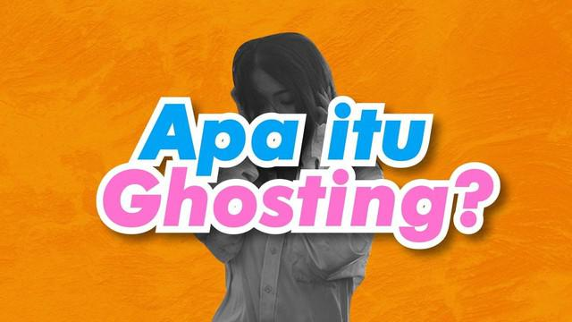 Mengenal istilah 'ghosting' yang tengah jadi perbincangan seiring ramai kisah kandasnya asmara Kaesang Pangarep dengan Felicia Tissue.