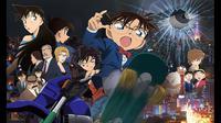 Detective Conan Dimensional Sniper, film animasi ke-18 dari manga karya Aoyama Gosho.