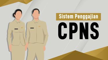 Sistem Penggajian CPNS