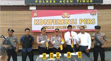 Drama Penculikan Satu Keluarga hingga Ditembaknya Para Pelaku di Aceh