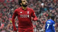 2. Mohamed Salah (Liverpool) - £ 150 Juta (AFP/Paul Ellis)