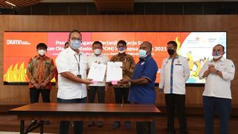 Jadi Official Platinum Telco Partner, Telkom Siap SukseskanGelaran PON XX Papua 2021