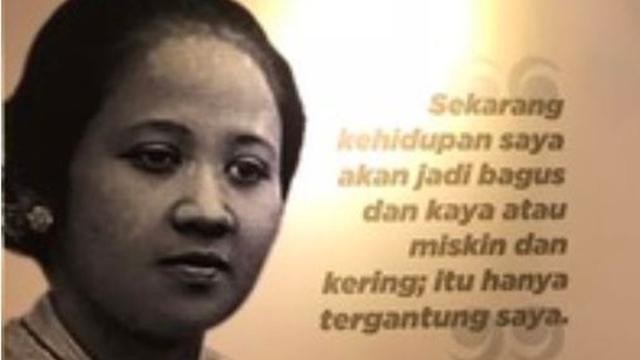24 Kata Kata Mutiara Raden Ajeng Kartini Jadi Inspirasi Kaum