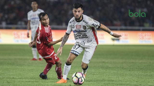 Stefano Lilipaly Sebut Persebaya Lawan Sulit bagi Bali United – Indonesia Agenbola
