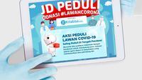 JD.id dan Kitabisa.com kembali berkolaborasi dengan mengadakan program sosial JD Peduli #IndonesiaLawanCorona.