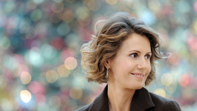 Asma al-Assad adalah istri Presiden Suriah, Bashar al-Assad (file / Liputan6.com)#source%3Dgooglier%2Ecom#https%3A%2F%2Fgooglier%2Ecom%2Fpage%2F%2F10000