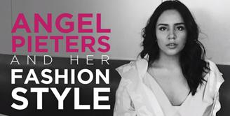 Angel Pieters and Her Fashion Style