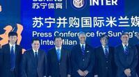 Perusahaan asal China, Sunning Group, resmi membeli saham mayoritas Inter Milan. (Inter Milan).