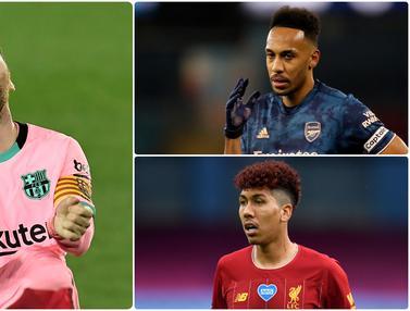 Lionel Messi dan Pemain Bintang yang Melempem di Awal Musim Ini