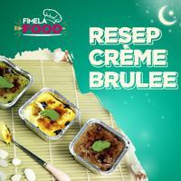 Crème Brulee, Dessert yang Cocok untuk Hantaran Lebaran