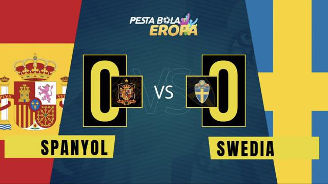 Berita video motion grafis laga Grup E Euro 2020, di mana Timnas Spanyol ditahan imbang 0-0 oleh Swedia, Selasa (15/6/2021) dinihari WIB.