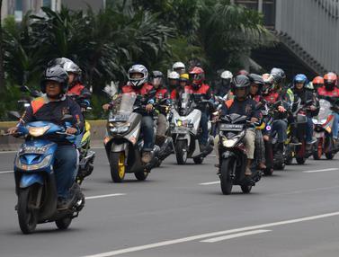 Puncak Millennial Road Safety