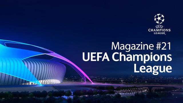 Berita video magazine Liga Champions 2019-2020 kali ini menampilkan flashback momen tim-tim yang tersingkir pada babak 16 besar, termasuk Liverpool dan Tottenham Hotspur.