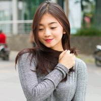 Sendy Ariani dulunya adalah member JKT48 (Muhammad Altaf Jauhar/Bintang.com)