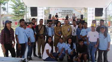 Festival Wonderful Indonesia di Atambua