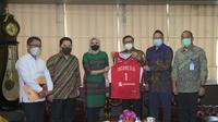 Menkumham dan Mentri BUMN Bantu Proses Naturalisasi Timnas Basket (ist)