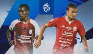 BRI Liga 1 - Duel Antarlini - Persipura Jayapura Vs Persija Jakarta (Bola.com/Adreanus Titus)