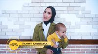 Fanny Fabriana Bercerita Tentang Kehidupannya Sebagai Seorang Ibu. sumberfoto: smartmama