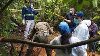 Penemuan Makam Masal Korban Sekte Cahaya Ilahi Baru di Panama (Panama Public Prosecutor)