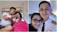 Momen Kebersemaan Fitri Carlina dan Suaminya yang Seorang Pilot (sumber:instagram/fitricarlina)