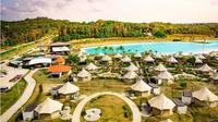Wisata mewah dengan beragam olahraga air dan jelajah hutan bakau/Instagram @thecanopibintan.