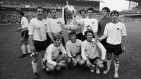 Derby County saat juara Watney Cup 1970. (Twitter)