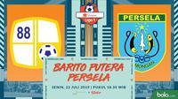 Liga 1 2019: Barito Putera vs Persela Lamongan. (Bola.com/Dody Iryawan)