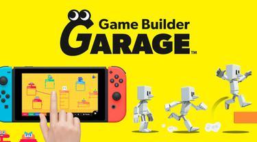 Nintendo Umumkan Game Builder Garage