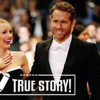 Ryan Reynolds dan Blake Lively adalah salah satu pasangan selebriti Hollywood yang bikin kita pengin tetap percaya cinta! (Foto via; bustle.com)