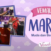VEMALE.COM - Hai Ladies, Nama Maria Simorangkir pasti sudah tak asing bagi kalian yang mengikuti audisi hingga grand final Indonesian Idol season 9 ini. Gadis yang jadi kontestan termuda ini keluar sebagai pemenang Indonesian Idol 2018 atas kemampua...