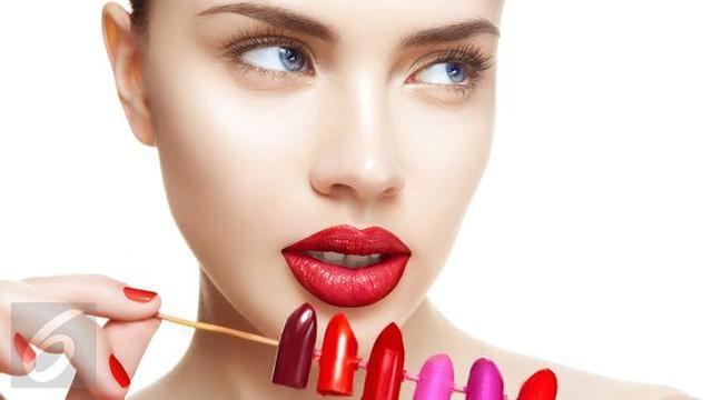 Lakukan Cara Ini Untuk Dapatkan Bentuk Bibir Yang Sempurna Fashion Beauty Liputan6 Com