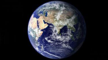 ilustrasi bumi.