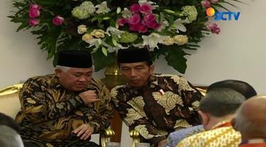 Ratusan pemuka agama lakukan musyawarah bersama di Istana, Presiden Jokowi sampaikan hal ini.