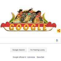 Selamat HUT RI ke-73, inilah makna dari bendera Indonesia dan lomba balap karung yang jadi Google Doodle hari ini.