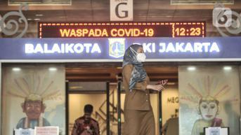 Anies Baswedan Ibaratkan Penanganan Covid-19 di Jakarta Seperti Avenger