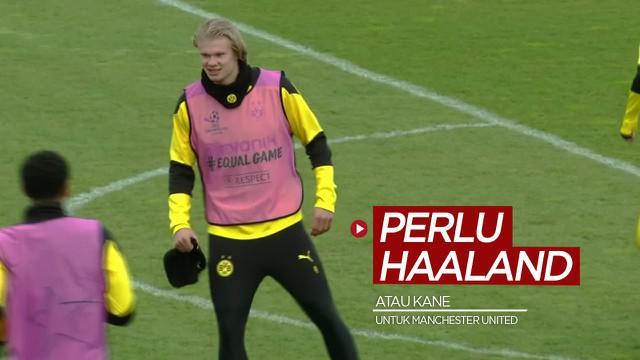 Berita video Manchester United perlu mendatangkan Erling Haaland atau Harry Kane, dan bukan Jadon Sancho, menurut Paul Ince.