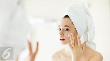 Perawatan wajah rutin
