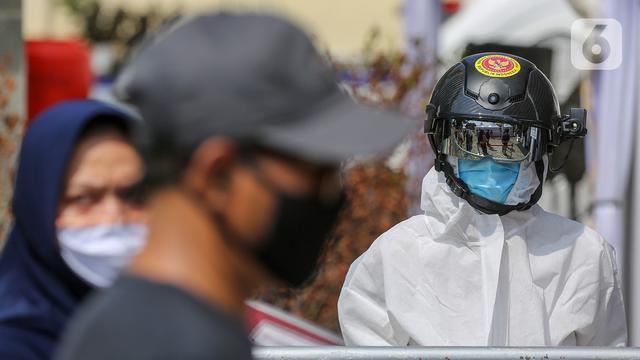 Dinkes Surabaya Latih Ribuan Satgas Covid-19 Cara Melacak Kontak Erat
