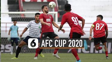 AFC umumkan lanjutan sisa pertandingan AFC Cup 2020.