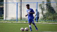 Pemain sayap Persib, Ghozali Siregar. (Bola.com/Erwin Snaz)