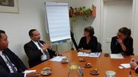 Pertemuan BNP2TKI dengan Pemerintah Ceko.