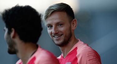 Persiapan Pemain Barcelona Jelang Hadapi PSV di Liga Champions