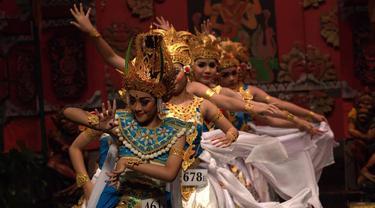 Pertunjukan Tari Bali