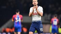 1. Harry Kane (Tottenham Hotspur) - £ 150 Juta (AFP/Daniel Leal Olivas)