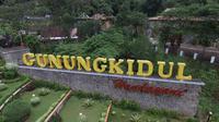 Ikon Kabupaten Gunungkidul, DIY (Liputan6.com/ Zulfikar Abubakar)
