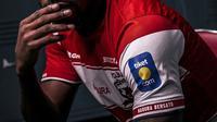 Jersey Madura United untuk musim 2019. (Bola.com/Dok. Madura United)