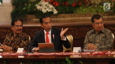 Jokowi Umumkan Ibu Kota