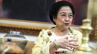 Megawati Sukarnoputri. (Liputan6.com/Faizal Fanani)