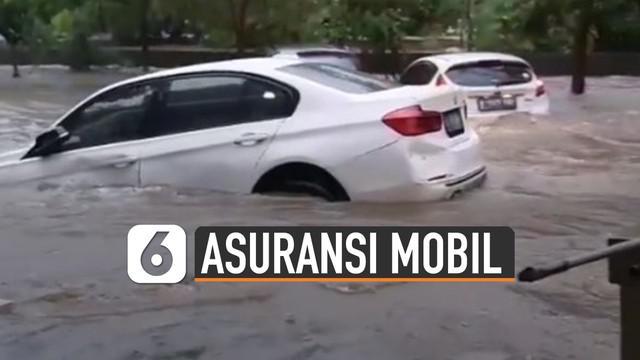 Banjir bikin sejumlah mobil ikut terendam. Jangan khawatir, karena bisa ajukan klaim asuransi.