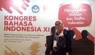 Fadjriah Nurdiarsih, editor bahasa Liputan6.com, berkisah tentang keseharian dan pengalamannya menjaga bahasa Indonesia di media massa daring.